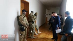 Генеральная прокуратура проводит обыски в Одесской ОГА