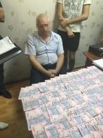 В Одесской области инспектор Гоструда попался на взятке в 21 тыс. грн.