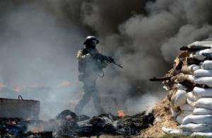 Утренняя сводка событий в зоне АТО – боевики не придерживаются режима тишины