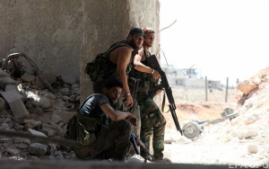 Сирийский город Манбидж освобожден от боевиков Исламского государства