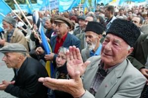 В Крыму запрещают татарам общаться на родном языке