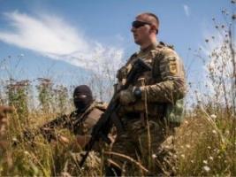 За прошедшие сутки один военнослужащий погиб, двое ранены - Сводка АТО