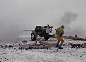 За день боевики 72 раза открывали огонь по позициям украинских военных, - штаб АТО