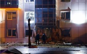 В Одессе в бизнес-центре произошел взрыв
