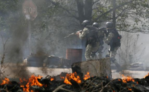 Из плена боевиков вышли трое «киборгов», - СМИ