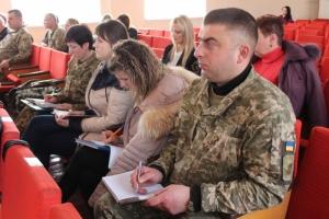 В Николаеве психологов из пяти областей Украины обучали отбирать будущих военнослужащих