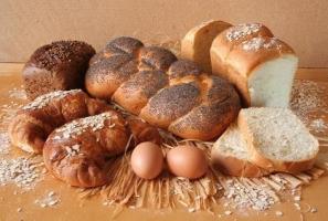 В Николаевской области стали меньше производить булочных изделий