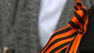 В Одессе милиция будет задерживать за ношение «георгиевских ленточек»