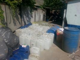 Житель Одесской области отправлял почтой более тонны