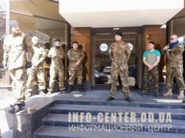 В Одессе организация «Обериг» сорвала обсуждение реформы Конституции