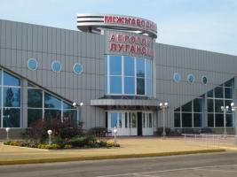 Силы АТО отступили от аэропорта «Луганск»