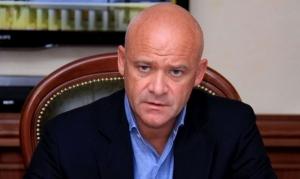 Труханова не пустили к Президенту во время его визита в Одессу
