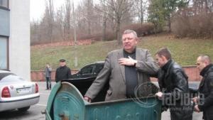 Глава Федерации профсоюзов Ровенской области попал под «мусорную» люстрацию