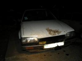 Пьяный 17-летний подросток, который заехал под главную городскую елку, угнал авто у своего дяди