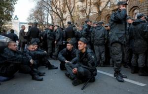 СБУ задержала организатора провокаций бойцов Нацгвардии возле АП