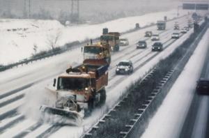 В Николаевской области 6 января могут перекрыть дороги  из-за угрозы снегопада
