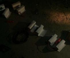 В Мариуполе боевики обстреляли милиционеров: трое тяжело ранены, один погиб