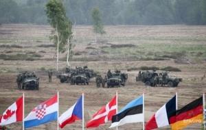 В Польше стартовали учения НАТО с рекордным количеством участников
