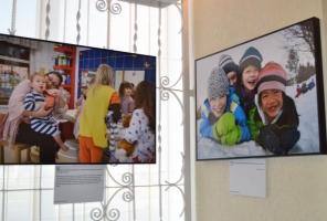 В Николаеве открылась шведская фотовыставка, посвященная семье