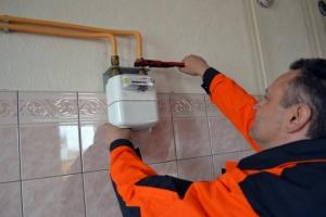 Киевляне массово отказываются от газовых счетчиков