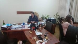 Одесской чиновнице, задержанной за крупную взятку, предложили выплатить залог в 3 млн. грн.