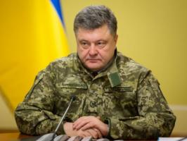 Порошенко рассказал, когда в Украине объявят новую волну мобилизации