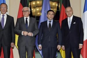 В среду главы МИД «нормандской четверки» встретятся в Берлине