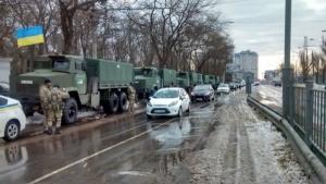 Из-за ряда терактов в Одессе проходит оперативно-профилактическая отработка