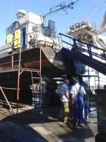 В Николаеве отремонтируют десантный катер