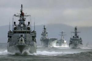 В Одесской и Николаевской областях стартовали совместные военно-морские учения Украины и США