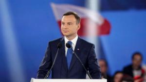 Новоизбранный президент Польши Анджей Дуда принял присягу