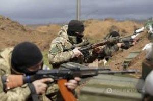 Украинские бойцы отбили атаку группы российских диверсантов