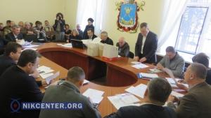 В Николаеве временные сооружения будут размещать сроком до 5 лет