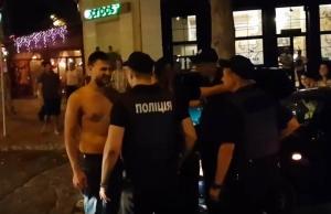 Украинские комики и знаменитый поэт высмеяли николаевских копов, не сумевших справиться с пьяными мажорами