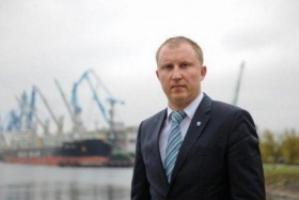 Латыш Райвис Вецкаганс возглавит Администрацию морпортов Украины