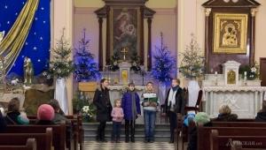 В Одессе проходит празднование католического Рождества