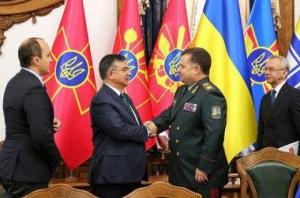 Украина и Турция вышли на новый уровень военного сотрудничества