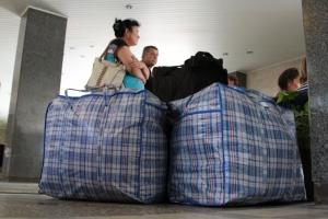 Минсоцполитики еще раз пересчитало вынужденных переселенцев
