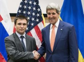 Украинская сторона будет стремиться к двухстороннему прекращению огня - Климкин