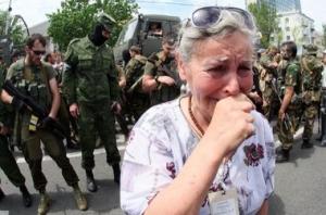 Террористы требуют от руководства «ДНР» обеспечения теплой одеждой, угрожая «изъять» ее у местного населения - Тымчук