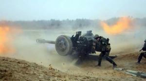 За сутки в зоне АТО боевики 11 раз обстреляли украинские позиции - штаб