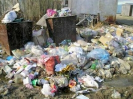 ЖКП «Пивдень» потратит почти 2,5 млн. грн. на вывоз мусора из Ленинского района