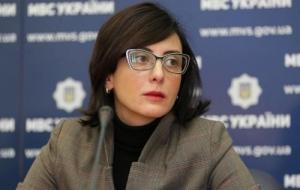 Деканоидзе прибыла на Николаевщину и проводит закрытое совещание с силовиками