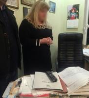 В Херсонской области на взятке задержали директора Бериславского педагогического колледжа