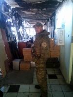 Досуг николаевских десантников в зоне АТО