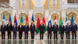 В Минске началось заседание совета глав государств СНГ. Порошенко не принял участия в саммите