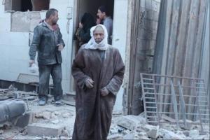 Российская авиация нанесла удар по сирийскому городу, в котором разместились беженцы. ФОТО, ВИДЕО