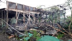 В Одесской области горели базы отдыха, ранее подвергавшиеся рейдерским атакам