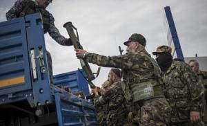 Боевики наращивают свою боеспособность по всей зоне АТО - ИС