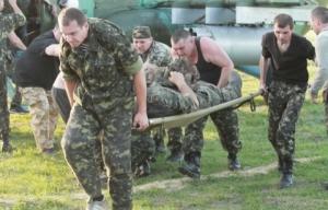 В зоне АТО ранены пятеро украинских военных. Погибших нет